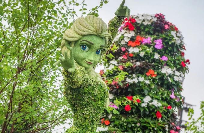 Taste of Epcot International Flower & Garden Festival 2021