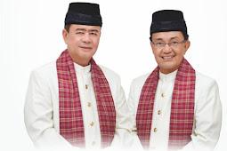 Inilah Profil Nasrul Abit - Indra Catri, Pasangan Calon Pilkada Sumatera Barat 2020