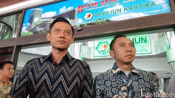 Duo Bersaudara AHY-Ibas Pertanyakan Kemampuan Negara Atasi Corona