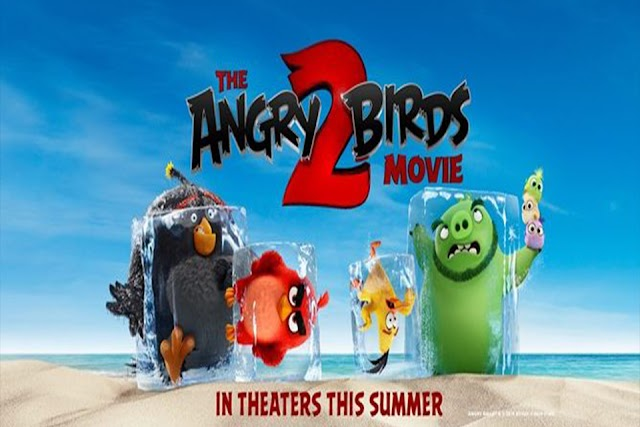 Download The Angry Birds  2 (2019) Hindi Dubbed  | 480p [400MB] | 720p [700MB]