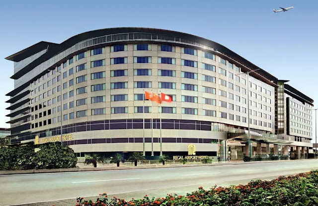 The 10 best hotels near  Hong Kong Airport  -China