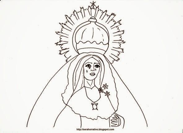 Semana Santa Sevilla Colorear: Maestra De Infantil: Dibujos Para Colorear En Semana Santa