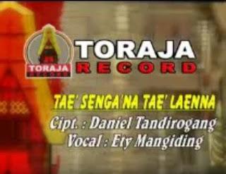 Download Lagu Tae' Senga'na Tae Laenna (Ethy Mangiding)