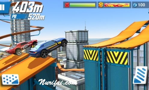 Hot Wheels Race Off Apk