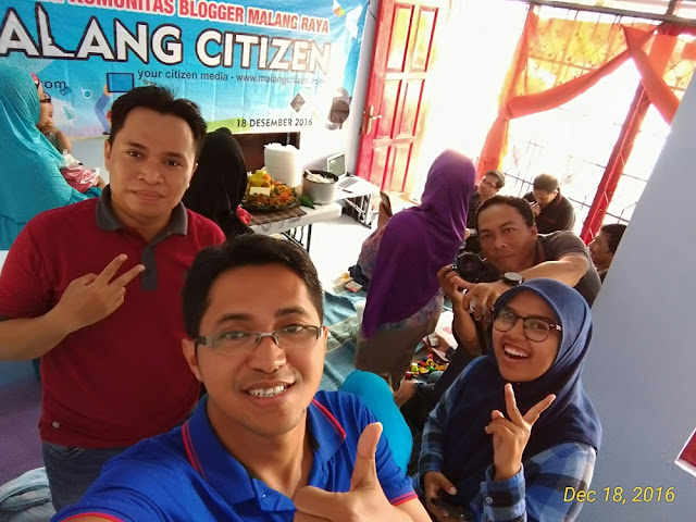 Launching Komunitas Blogger MALANG CITIZEN