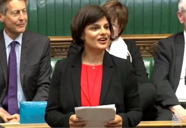 Labour MP Thangam Debbonaire