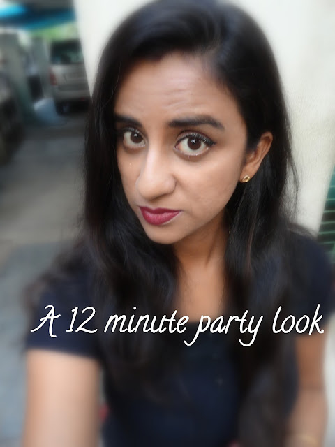 A 12 minute Party Makeup feat The Corset Closet image