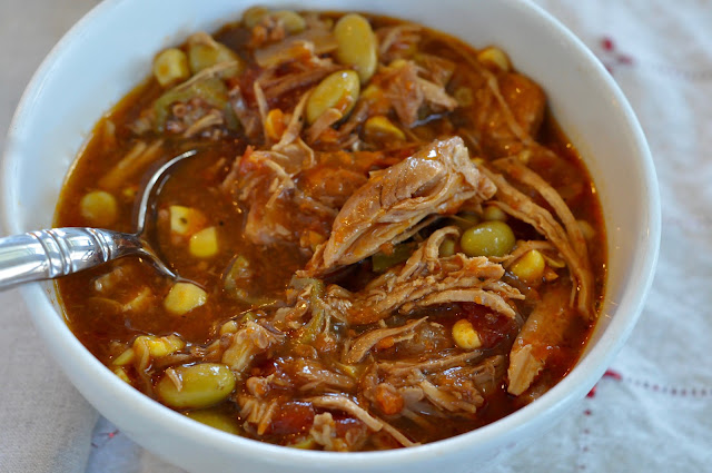Brunswick Stew from Food Therapy