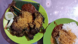 Bebek Tugu Pahlawan Surabaya, Kuliner Surabaya