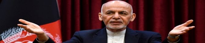 Taliban Take Control Of Afghanistan Presidential Palace As Ghani Exits Country