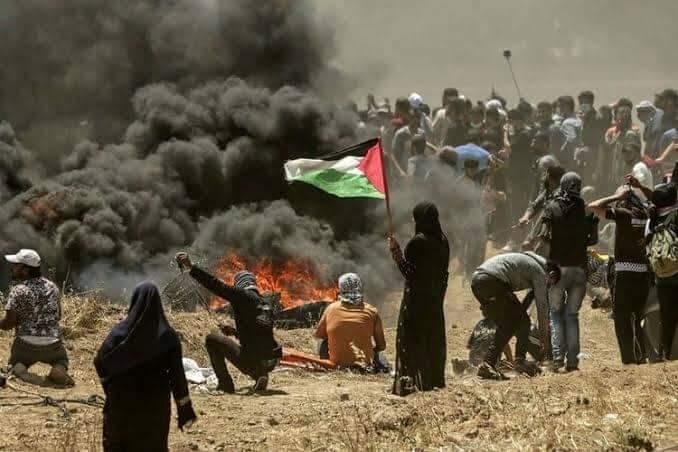 Update Gaza Hari ke-6, 136 Gugur 37 Anak-anak, 1000 Luka