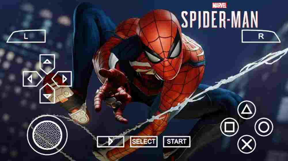 🔥Marvel's Spider-Man Ps4 2018 New Apk Download For Your Android Devices