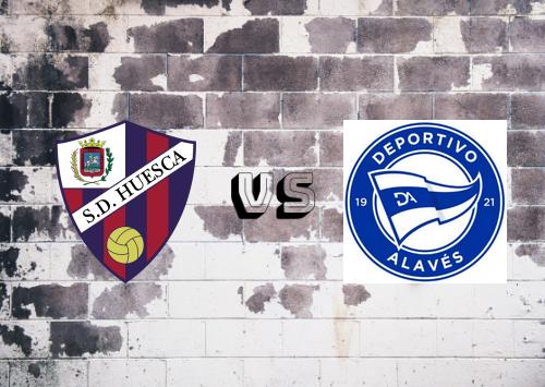 Huesca vs Deportivo Alavés  Resumen