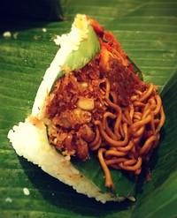 Makanan Nasi Jinggo