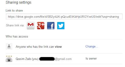 share file google drive