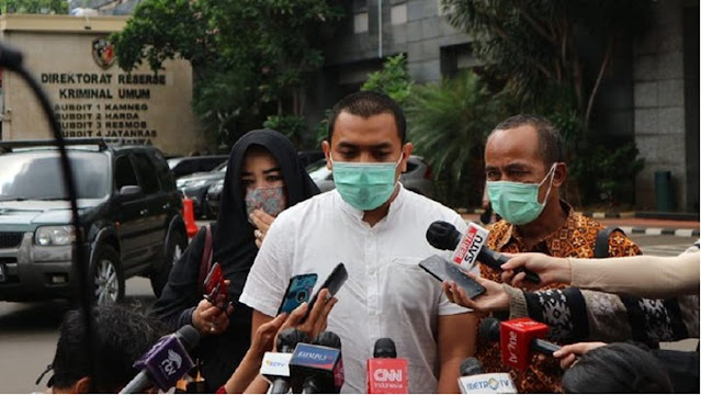 Ter*ris yang Ditangkap Ngaku Simpatisan FP1, Pengacara HRS Heran Dikaitkan