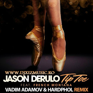 Jason Derulo ft. French Montana - Tip Toe (Vadim Adamov & Hardphol Remix) + 40
