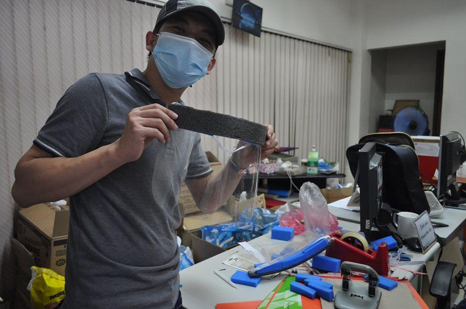 3D PRINTED PPEs -PUP - METROSCENE MAG
