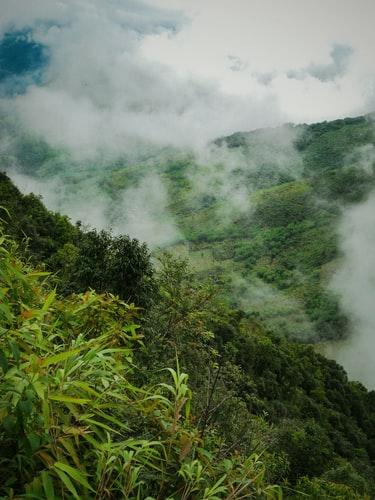 Meghalaya a Home of Clouds