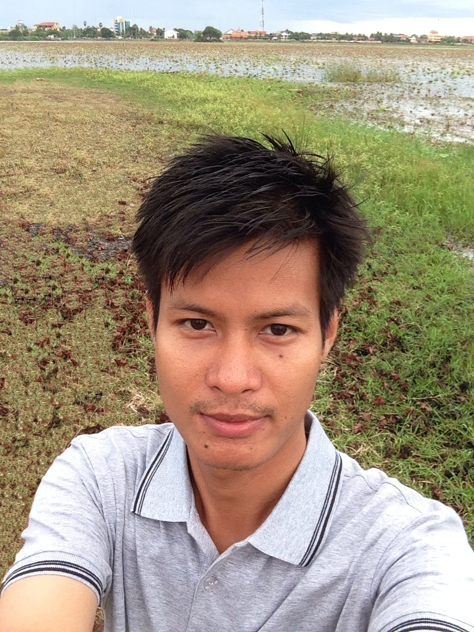 Khmer Beautiful Hairstyle Cambodian Guy Hairstyle