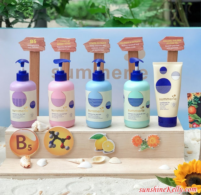 Summerie, Natural Body Wash, Hair Care, sanitizers, Beauty