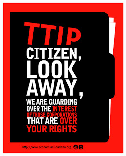 European Ombudsman Supports Secrecy of TTIP Negotiations