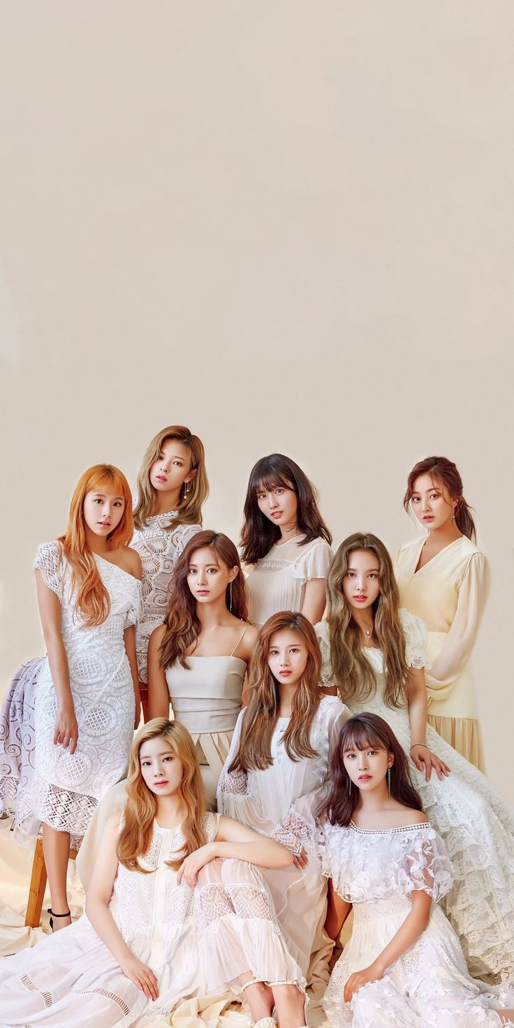 Most Popular TWICE Wallpaper Collection   TWICE Girls Kpop Group