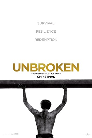 Unbroken (2014) 1GB Full Hindi Dual Audio Movie Download 720p Bluray