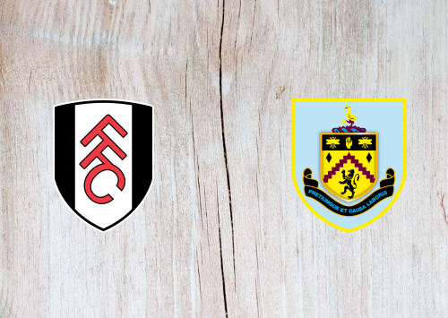 Fulham vs Burnley -Highlights 24 January 2021