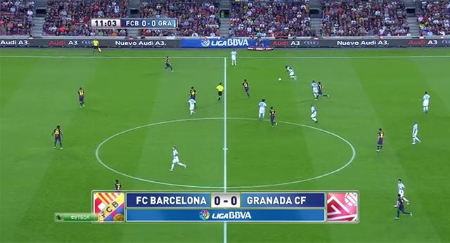 barcelona vs granada - photo #41