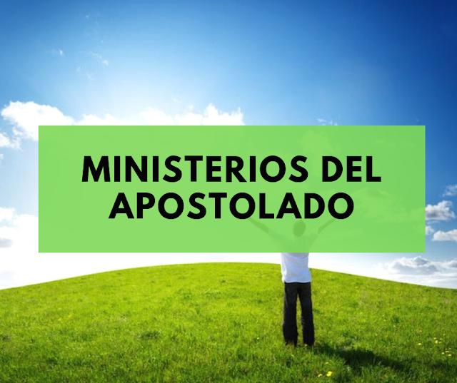 Ministerio del Apostolado