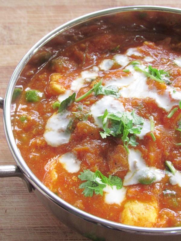 100% oil free curry recipe