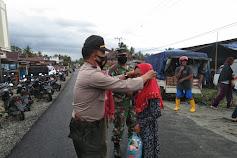 Pendisiplinan Terhadap Masyarakat Untuk Menggunakan Masker