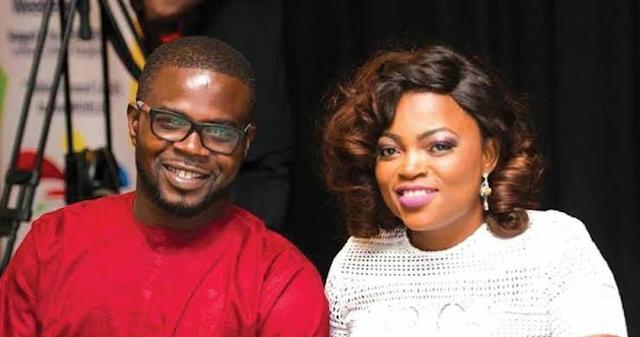 Nigerian actress Funke Akindele And Hubby Welcome Twin Boys