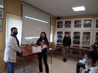 1º premio categoría A: Uxía Rozas Pérez