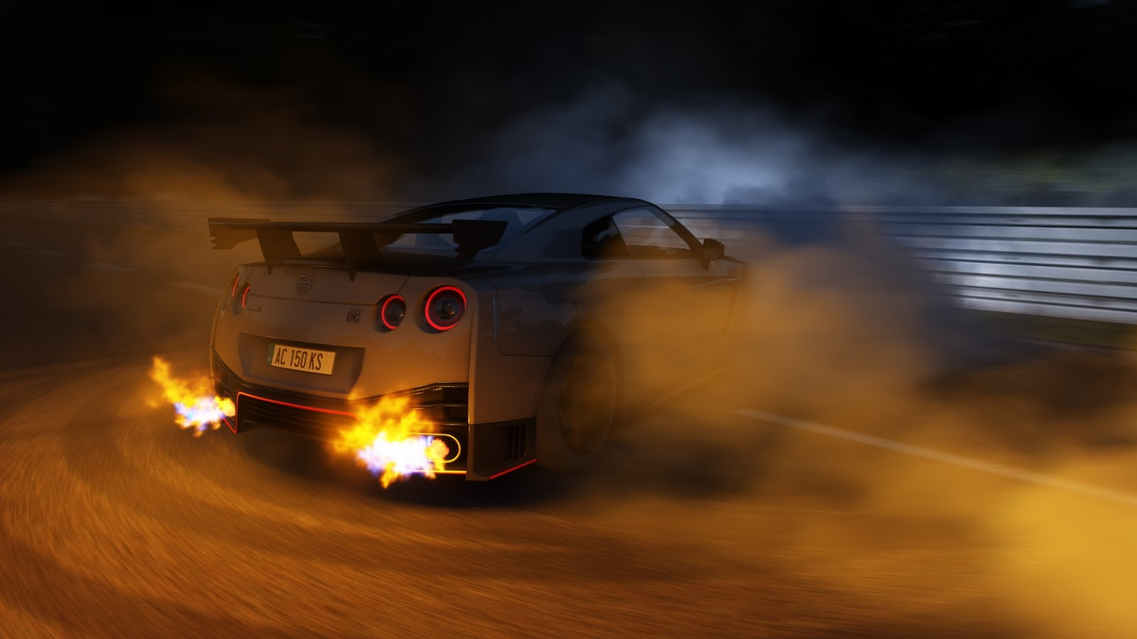 Screenshot Hd Nissan Gtr Hp Lemans