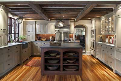 Arts And Crafts Kitchen Design Ideas . Part 52