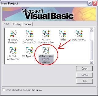 Cara Membuat Program Simpan Edit Dan Delete Dengan Visual Basic 6.0