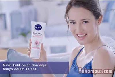 contoh iklan nivea