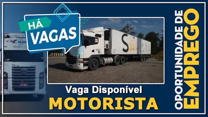 G1 Transportes abre vagas para Motorista