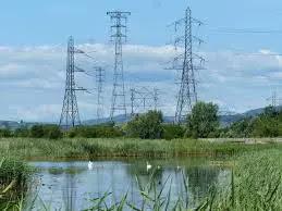 Electricity, grid failure