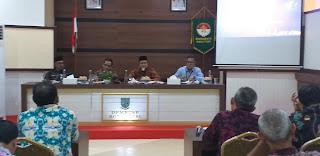 Wakil Walikota Jambi Sangat Puas Atas Kinerja  DPM-PTSP Kota Jambi