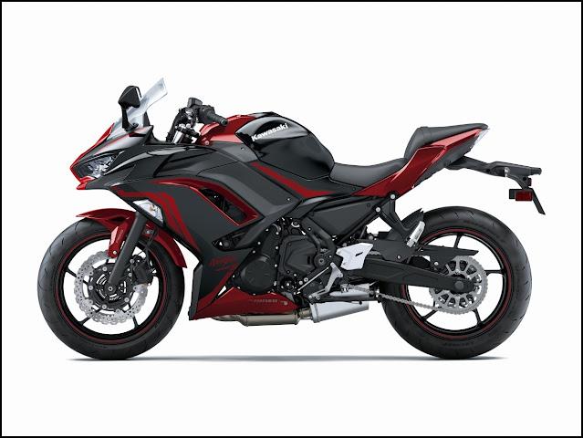 Spesifikasi Kawasaki Ninja 650 2021