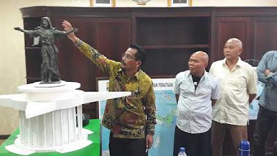 Pemprov Papua akan Bangun Patung Yesus Setinggi 43 Meter