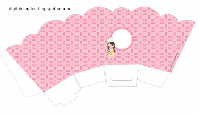 Bakery for Girls: Free Printable Boxes.