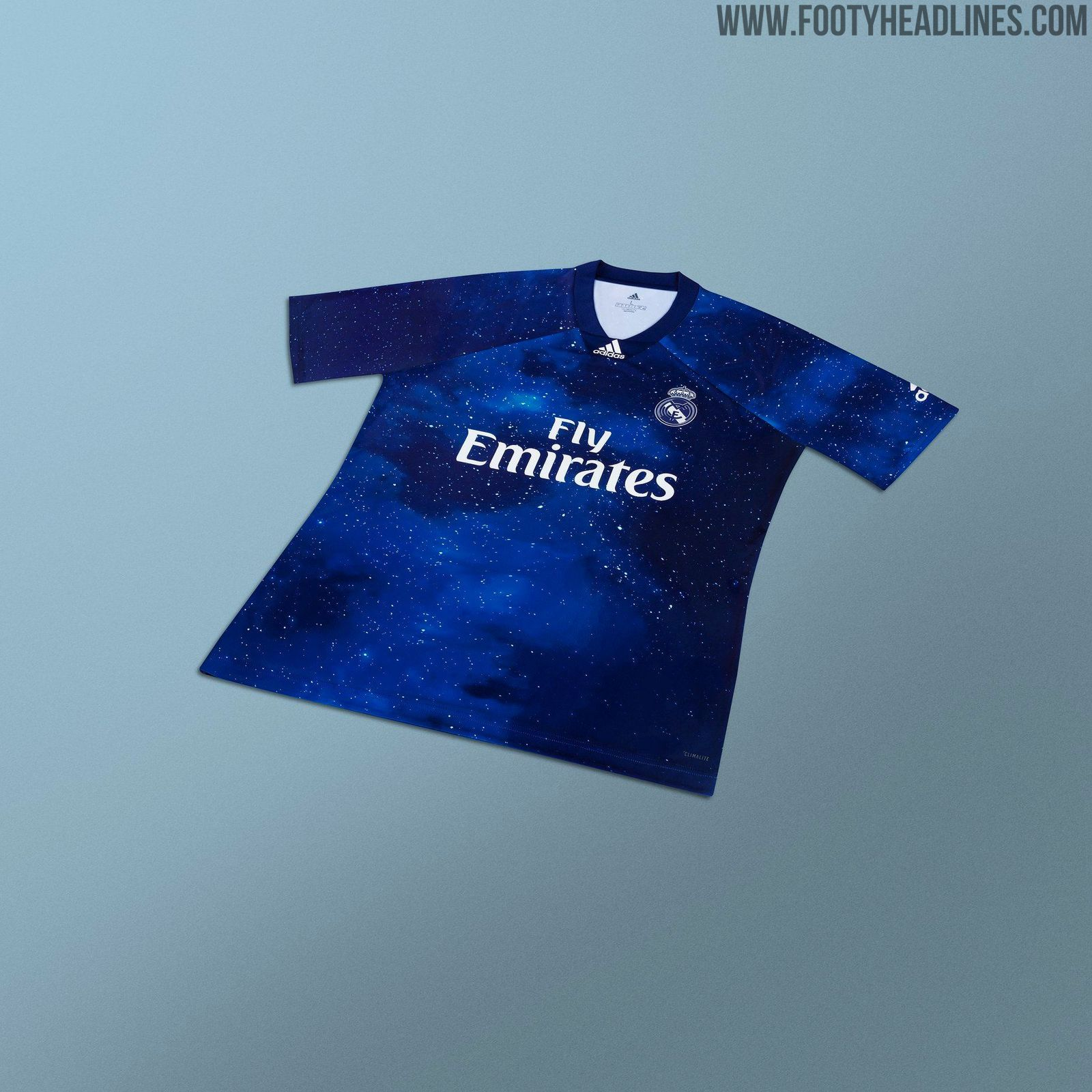 the best attitude a9f2b d60bc Outstanding Adidas x EA Sports Real Madrid Kit Released ...