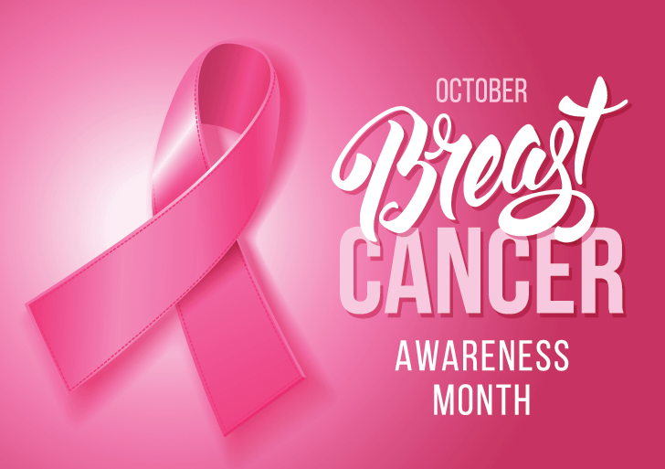 The Breast Cancer Awareness Month