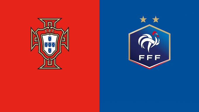 مشاهدة مباراة البرتغال وفرنسا بث مباشر اليوم 23/06/2021 بطولة امم اوروبا يورو 2020