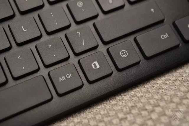 microsoft launched new keyboards