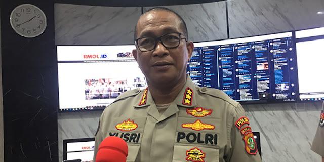 Soal Aksi Gruduk Istana Besok, Polisi: Kasihan Rumah Sakit, Kuburan Udah Penuh